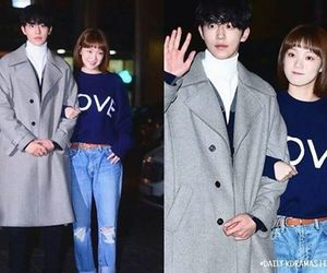 couple, kdrama, and kim bok joo image