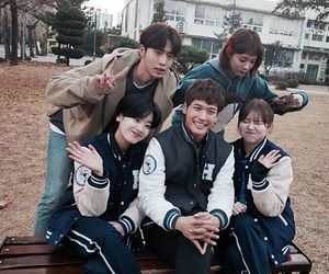fairy, kdrama, and weightlifting fairy image