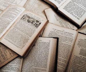 books, fleamarket, and libros image