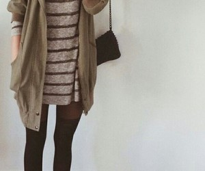 beauty, fall fashion, and outfit image