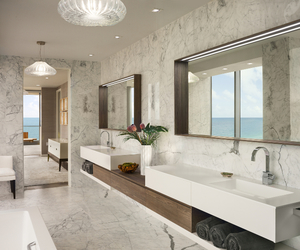 decor, luxury, and bath image