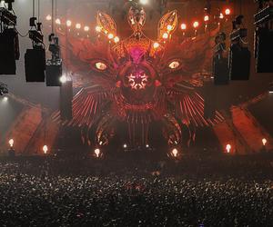 festival, hardcore, and hardstyle image