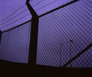 purple, grunge, and dark image
