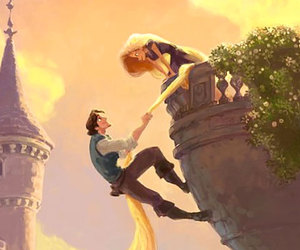 Eugene, rapunzel, and tangled image