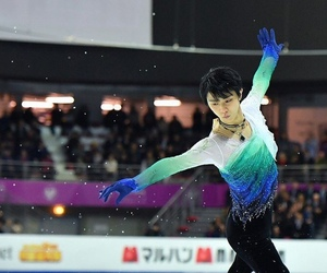 sport and yuzuru hanyu image