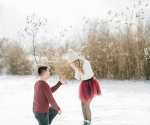 love and patinaje image