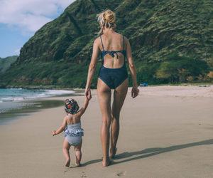 baby, girl, and lifestyle image