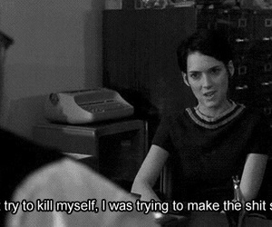 suicide, girl interrupted, and gif image
