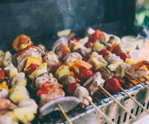 barbecue and food image