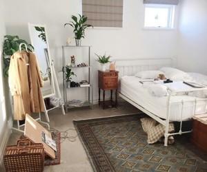 bedroom, dreamy, and boho image