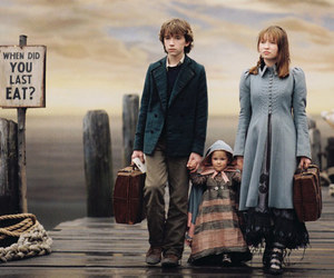 A Series of Unfortunate Events, movie, and lemony snicket image