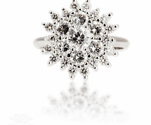 etsy, vintage ring, and engagement rings image