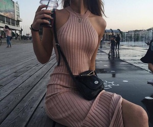 bag, breast, and fashion image