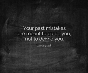 quotes, buddhism, and mistakes image