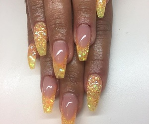 fashion, nails, and sweden image