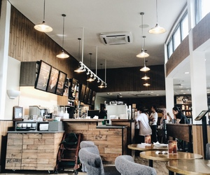 coffee, cafe, and food image