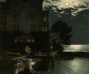 art, italy, and castle image
