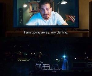 movie, quotes, and sad image