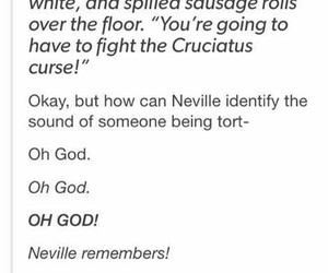 harry potter, neville longbottom, and post image