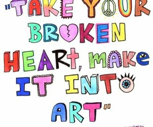 art, carrie fisher, and quote image