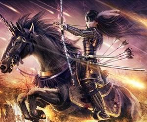 fantasy and warrior image