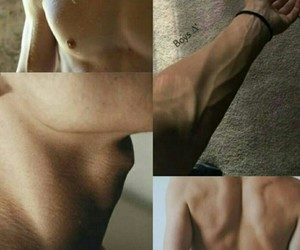 body, like, and boys image