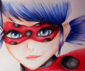 blue, drawing, and eyes image
