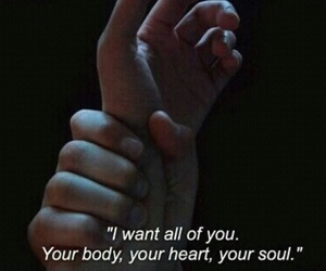 body, soul, and i want u image