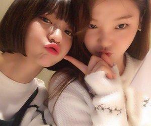 kpop, binnie, and seunghee image