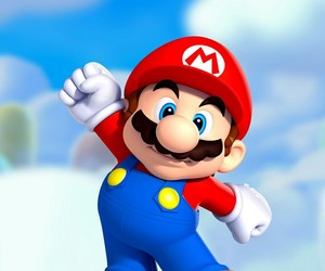 mario, video game, and gamer image