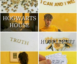 cedric diggory, harry potter, and hogwarts image