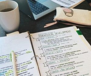 school, college, and studyblr image
