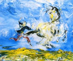 oil paintings, european art, and irish artist image