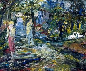 oil paintings, jack butler yeats, and european art image