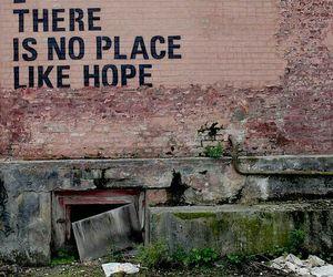 art, graffitti, and hope image