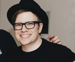 fall out boy and patrick stump image