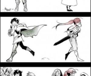anime, emily, and war image