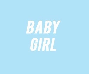 blue, baby girl, and pastel image
