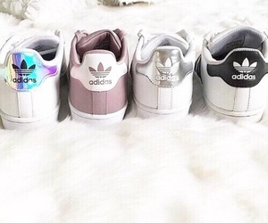adidas, shoes, and superstar image