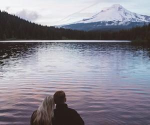 nature, love, and beautiful image