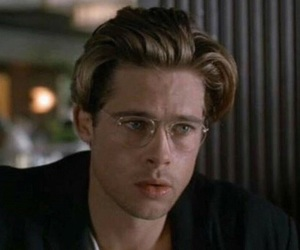 brad pitt, 90s, and Hot image