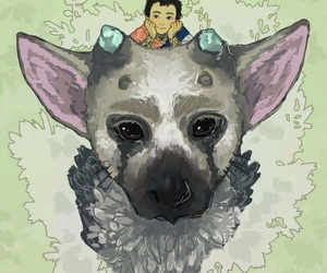 trico and the last guardian image
