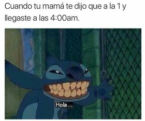 gracioso, meme, and stitch image