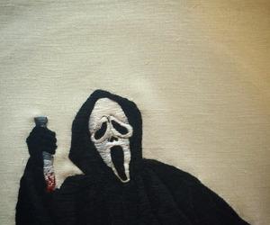 scream and art image