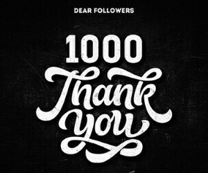 1000, we heart it, and followers image