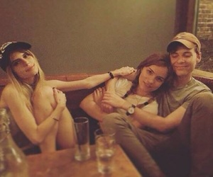 carlson young, willa fitzgerald, and scream image
