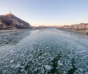 beautiful, budapest, and danube image