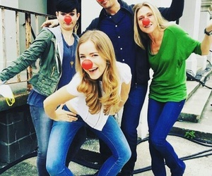 willa fitzgerald, scream, and audrey jensen image