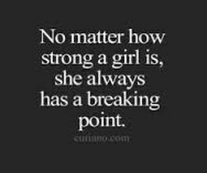 quotes and strong image