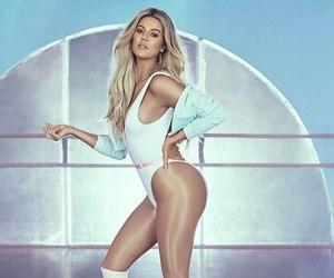 beautiful, keeping up with the kardashians, and khloe kardashian image